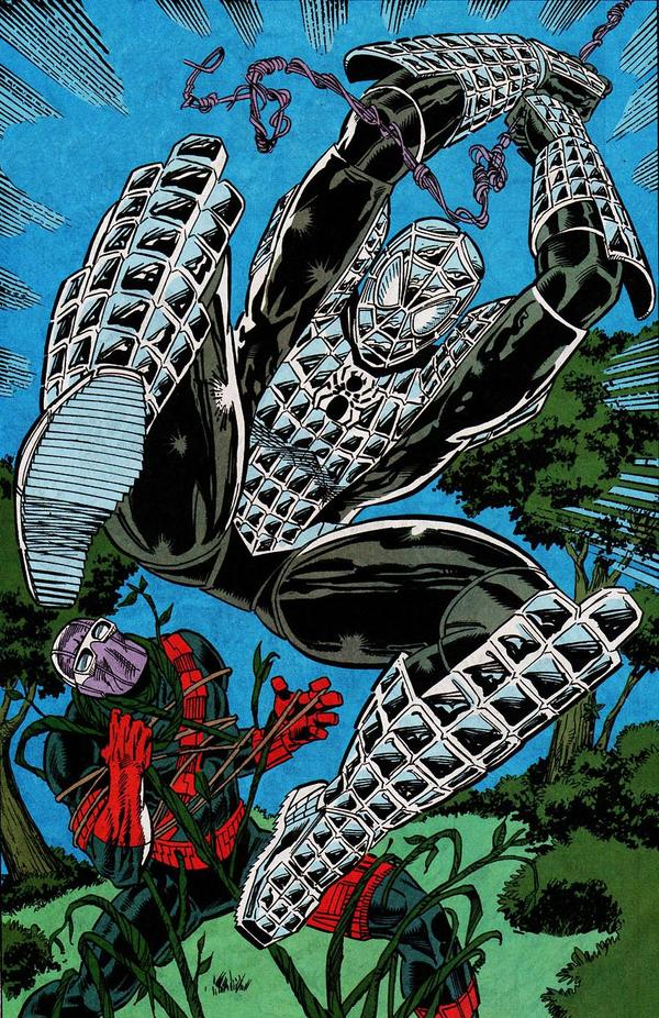 Image result for Spider-Armor MKI
