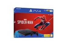 Pack Spider-Man Consola Jet Black