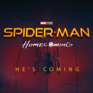 Spider-Man Homecoming Logo Teaser