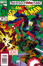 The Amazing Spider-Man Vol 1 383