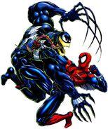 Spider-Man (Ben Reilly) vs Venom