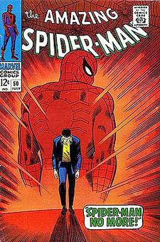 250px-Amazing Spider-Man 50