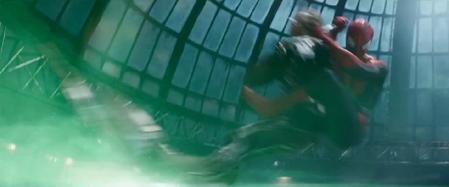 Spider-Man VS Duende Verde TASM 2
