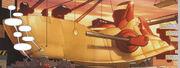 Tony Stark's Helicarrier