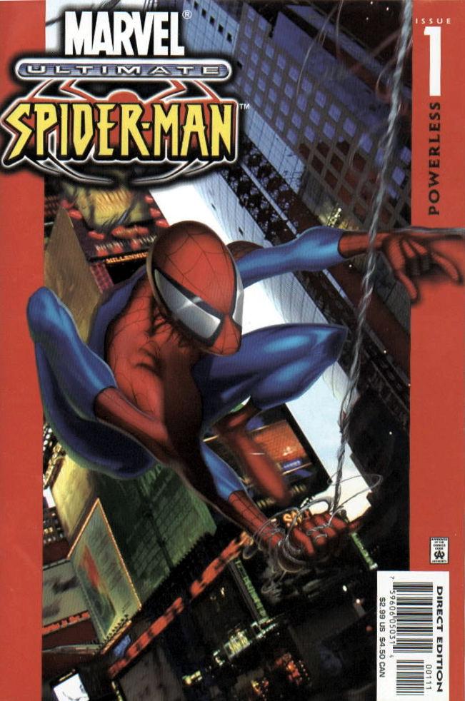 Ultimate Spider Man Volume 1 Spider Man Wiki Fandom Powered By Wikia