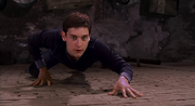 Spider-Man-2002-Peter-Parker-Tobey-Maguire-wall-crawl