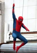 Spider-Man HC BTS 4