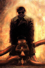 Doctor Octopus Year One