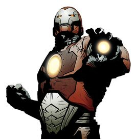 Marvel Nemesis Iron Man