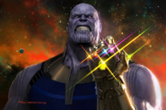 AIW D23 Thanos Poster