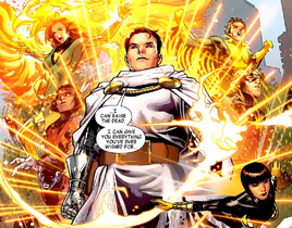 Dooom poderes de Wanda