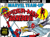 Marvel Team-Up Vol 1 25