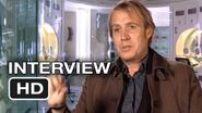The Amazing Spider-Man Interview - Rhys Ifans (2012)
