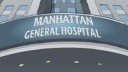 Aviso del Hospital General de Manhattan - Interactions