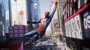 Spider-Man PS4 Swing LEGAL