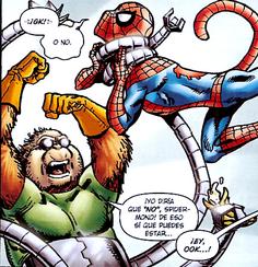 Spider-Monkey vs Ock