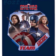 Civil War - Cuatro Team Cap