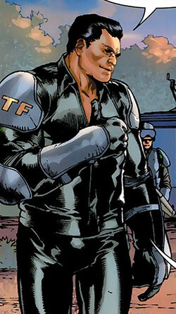 Michael Marko (Earth-616) from Agents of Atlas Vol 2 -1