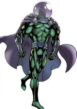 Mysterio (Daniel Berkhart)