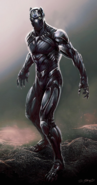 Black Panther Concept Art 1