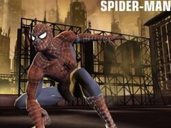 Spider-Man as he appears in Rise of the Imperfects.