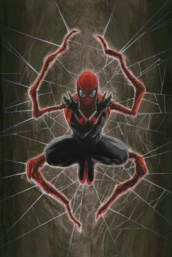 Superior Spider-Man Vol 2 1 Textless