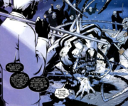 Anti-Venom vs. Mister Negative