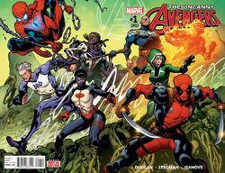Uncanny Avengers Vol. 3 -1
