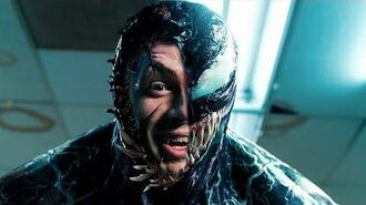 Topher Grace in Venom 2018