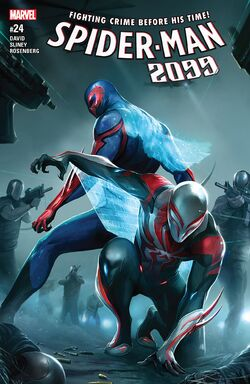 Spider-Man 2099 Vol. 3 -24
