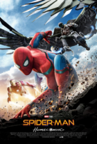 Spider Man Homecoming One Sheet 2