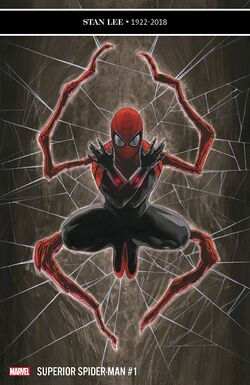 Superior Spider-Man Vol 2 001