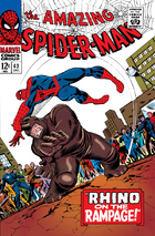 Amazing Spider-Man Vol 1 43