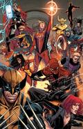 Avengers (Earth-616) in Avengers Vol. 5 -17