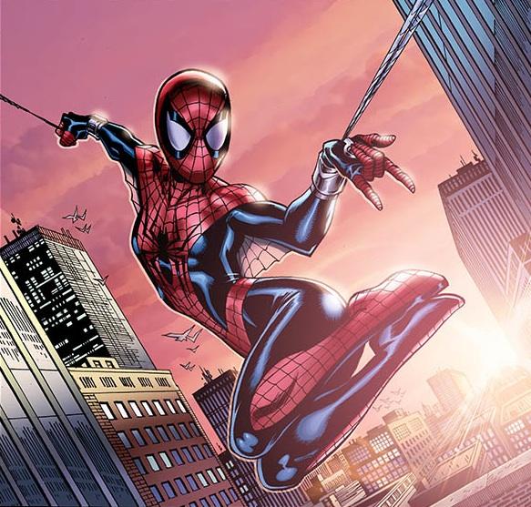 May Parker Tierra 982 Spider Man Wiki Fandom Powered By Wikia