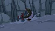 Spider Man y Lagarto peleando 2 - Natural Selection