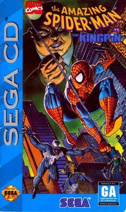 TASM vs. TK (Sega CD American Cover)