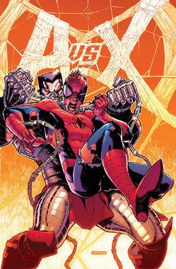Avengers vs. X-Men Vol 1 9 Stegman Variant Textless