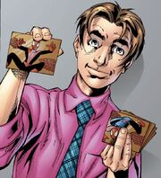 Peter's (Earth-1610) normal appearance