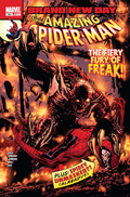 Amazing Spider-Man Vol 1 554