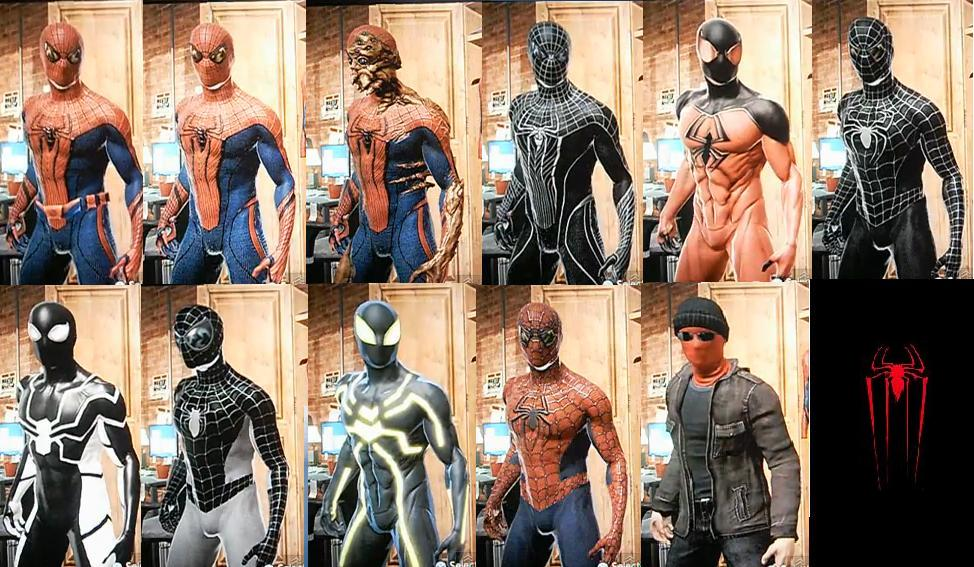 Costumes 5738274728.jpg : amazing spider man all costumes  - Germanpascual.Com