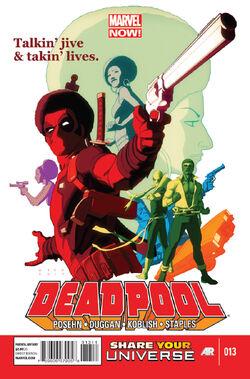 Deadpool Vol. 3 -13