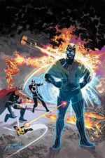 The Uncanny Avengers vs. Kang