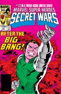 Marvel Super Heroes Secret Wars Vol 1 12