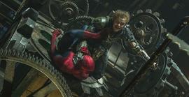 Spider-Man-vs. Green Goblin