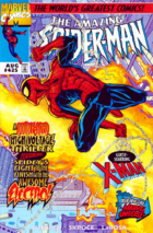 The Amazing Spider-Man Vol 1 425