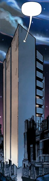 Fisk Tower from Amazing Spider-Man Vol 1 648