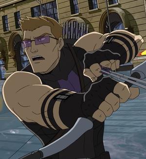 Hawkeye Avengers Assemble