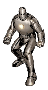 Iron Man Armor Mark 1