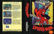 Spider-Man vs. The Kingpin Genesis Cover
